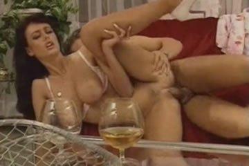 Anita Dark és Sylvia Lauren - 4-es szex