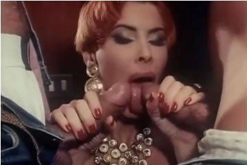Retro szex - Milly Dabraccio